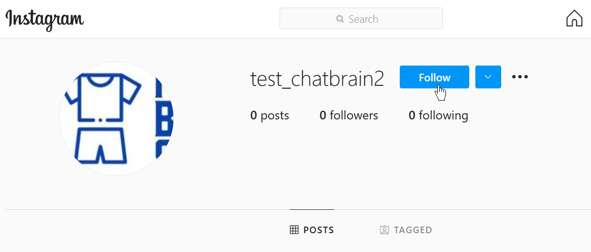 Follow-your-Instagram-page